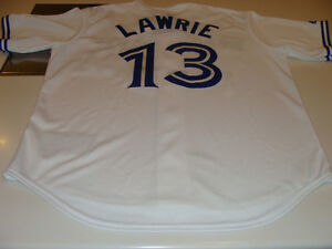 2012-Toronto-Blue-Jays-Brett-Lawrie-Home-White-Jersey-XL-MLB-Baseball-Majestic