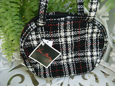 Vera Bradley Canteen Bag Tweed Collection With Tags Limited Edition