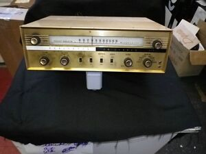 Realistic-STA-7-Vintage-Tube-Receiver-Amp-and-Tuner-from-the-1950s-Great-Item