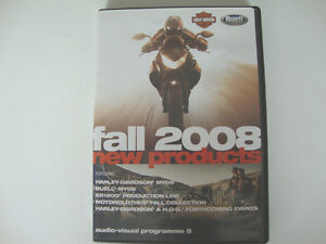 HARLEY-DAVIDSON-FALL-2008-NEW-PRODUCTS-AUDIO-VISUAL-PROGRAMME-5