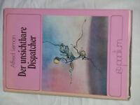 """DDR- Buch """" Der unsichtbare Dispatcher """" von A. Leman Sachsen-Anhalt - Halle Vorschau"""