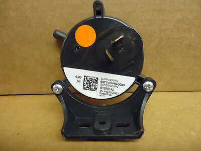 Goodman Amana B1370142 Gas Furnace Air Pressure Switch -0.60 - Genuine Oem