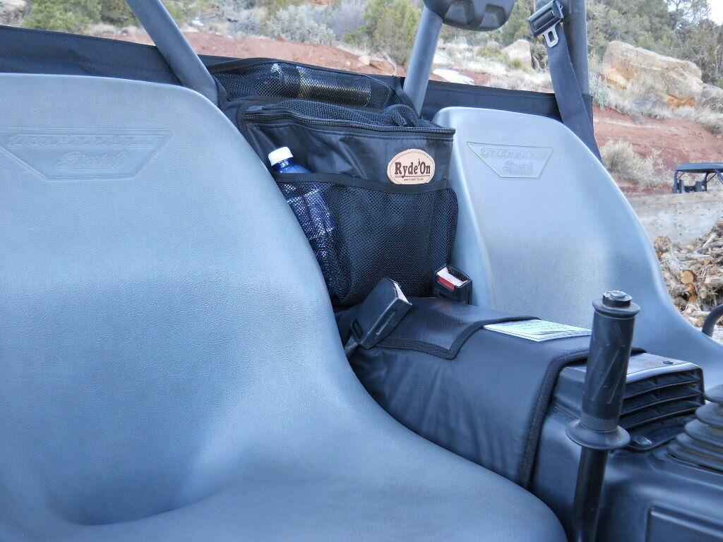 Yamaha Rhino Dust Guard For 2007 To 2013 Rhino