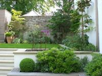 Experienced Full Time Gardener wanted - North London
