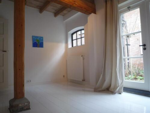 ≥ wit geverfde houten vloer wit geschilderde planken vloer