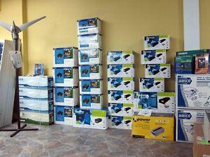 Pompe solaire 12 volts ITT Série 4000 chalet, bovins, irrigation Québec City Québec image 10