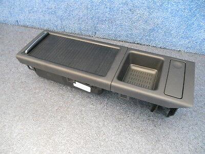 Bmw e46 vano portaoggetti avvolgibile nuovo utilizzo consolle centrale cabrio - Console centrale bmw e46 ...