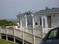 PLATINUM CARAVAN ALLHALOWS KENT. HAVEN HOLIDAY SITE