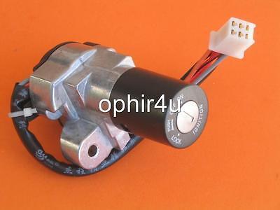 Key Switch Ignition Starter Suzuki En125 6 Wire Female Plug On/off/lock Scooter