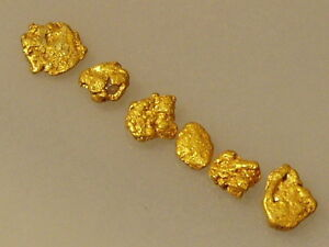 Natural Gold Nugget Placer Mining Paydirt Dredge~ Any Amount~ Fine Alaska Gold!!