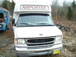 2000 FORD F450 AIRPORT TRANSPORTER