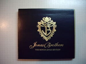 CD et DVD  Jonas Brothers