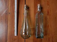 Essig Öl Flaschen Glasflaschen Accessoire Menage Menagerie Hessen - Wiesbaden Vorschau