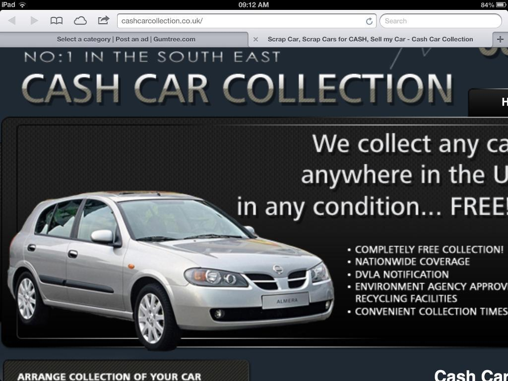 SCRAP CAR LONDON CARS WANTED TOP PRICES PAID, SCRAP CAR LONDON ...