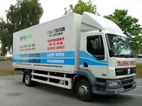 Automatic & Manual Hgv Training, Automatic Pcv Driving Lessons, Car and Trailer Training,
