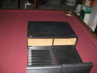 VHS tape holder