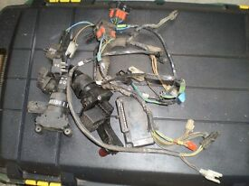 image for FORD ESCORT RS TURBO OR XR3I MK 4 ELECTRIC WINDOW SWITCHES/WIRING HARNESS