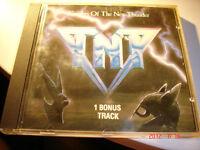 CD TNT  Knights Of The New Thunder  1984 neuwertig Nordrhein-Westfalen - Krefeld Vorschau