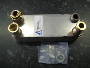 VAILLANT-TURBOMAX-VUW-DHW-HEAT-EXCHANGER-064950-0020073792-NEW