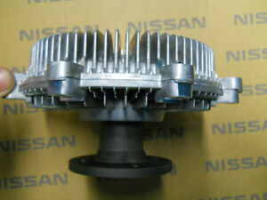Nissan 2005-2012 4.0 V6 Frontier Pathfinder Xterra Engine Cooling Fan Clutch OEM