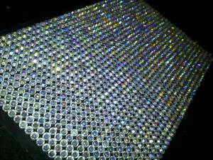 1500-BULK-Sheet-of-5mm-Self-Adhesive-AB-DIAMANTE-Stick-On-Rhinestone-GEMS-CRAFT