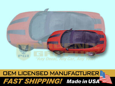 1993 1994 1995 1996 1997 Chevrolet Camaro Z28 RS Rally Sport Decals Stripes Kit