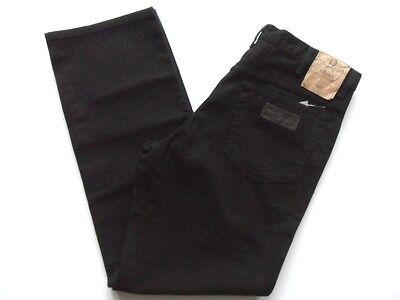 Wrangler Jeans Men's Original Ohio Comfort Fit Zip Fly Black Sizes: W 30