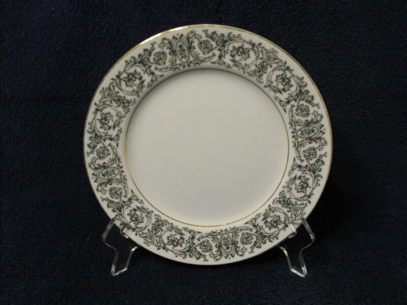 ROYAL M MITA   SALAD PIE  PLATE  SEVILLE PATTERN #M 101  JAPAN