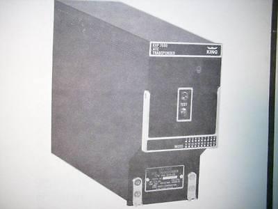 King KXP-7500 ARINC Transponder Install Manual