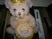 Teddyclown klein von McDONALDS Hessen - Kassel Vorschau