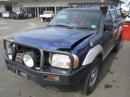 WRECKING NISSAN NAVARA D22*ALL PARTS IN STOCK***OFFERS WELCOME Brooklyn Brimbank Area Preview