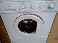 ☆GE WASHING MACHINE !!!!! WHITE MINT CONDITION !!!!! FRONT LOAD☆