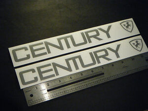 Century Boat Decals EBay - Sporting boat decalsboston whaler decals ebay