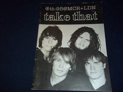 1995 TAKE THAT TOUR BOOK - UK - GREAT PHOTOS - II 7906