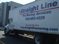 Straight Line Pro Moving and Storage