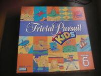 Chldren's Trivial Pursuit Game