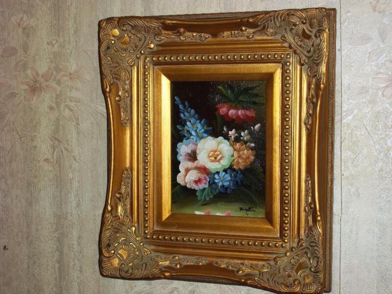lgem lde von rosini in berlin wedding kunst und antiquit ten gebraucht kaufen ebay. Black Bedroom Furniture Sets. Home Design Ideas