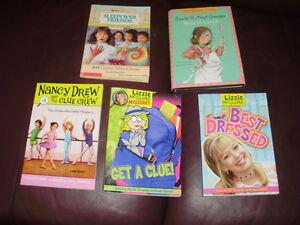 5 x Girl's Pre-Teen Books London Ontario image 1