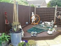 FENCING & GARDENING SERVICES - does your fence need repairing or replacing ? South Birmingham only