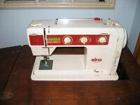 Elna      500       Electronic     Sewing     Machine