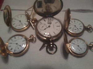ANTIQUE VINTAGE POCKET WATCHES / ASST YEARS / 1885 - 1960 xxx City of Toronto Toronto (GTA) image 6