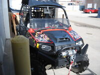 BRAND NEW WARN WINCHES AND MORE RZR parts