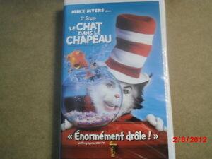 VHS pour enfants (6 titres) Gatineau Ottawa / Gatineau Area image 2