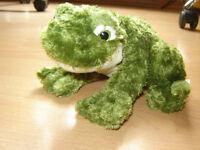 Stofftier Frosch Grötte neu Nordrhein-Westfalen - Monheim am Rhein Vorschau