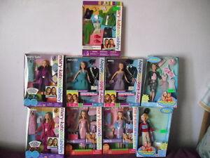 Assortiments de poupées Ashley et Mary Kate Olsen