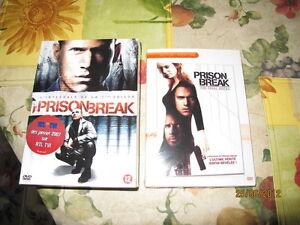 PRISON BREAK DVD & A Première Vue