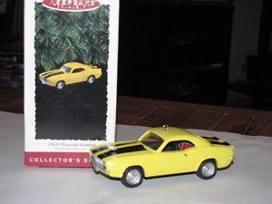 1995 CLASSIC AMERICAN CAR SERIES ORNAMENT