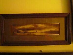 Chandler original pastels, framed Kingston Kingston Area image 4