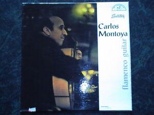Carlos Montoya: Flamenco Guitar (1957 Release)!