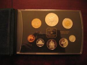 Royal Canadian Mint Proof Set 2001 Gatineau Ottawa / Gatineau Area image 2